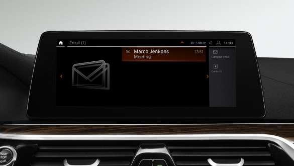 Microsoft Office 365 BMW 5 Series Sedan 540i Sedan G30 Bluestone metallic