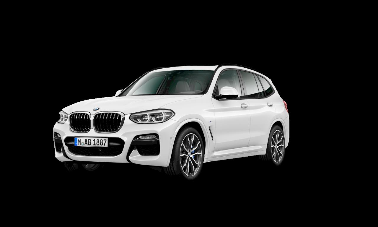 BMW X3 M40i, Model M Sport