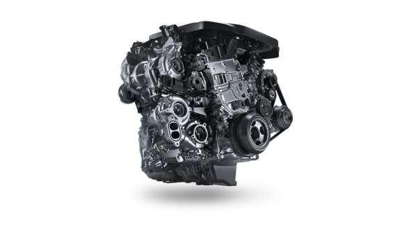 BMW TwinPower Turbo inline six-cylinder petrol engine BMW X5 G05 2018